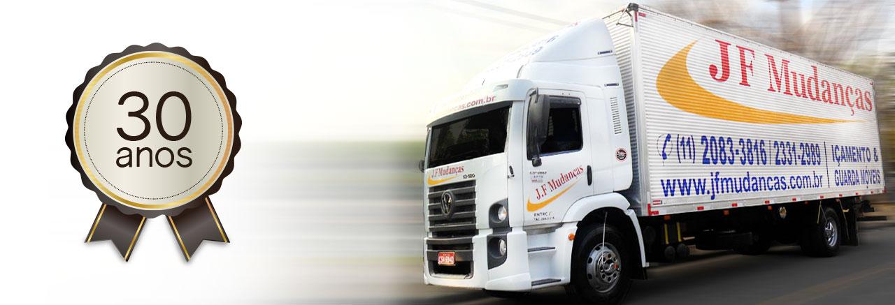 Mudanças residenciais caminhão