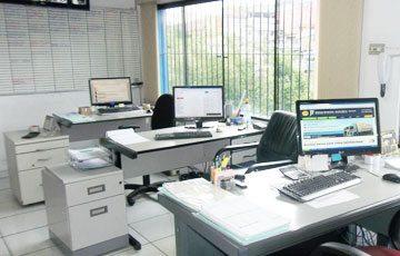 empresa escritório